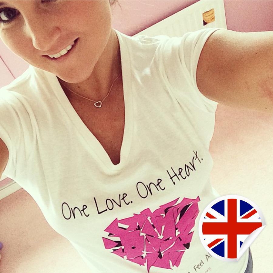 Hollyoaks Actress, Jazmine Franks - Postcards For Peace Anti-Bullying Ambassador
