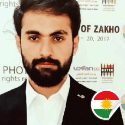 Abdulrahman Shaban - Postcards For Peace Ambassador