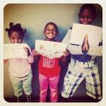 Thank you Khensane, Lathita & Lwandle from South Africa
