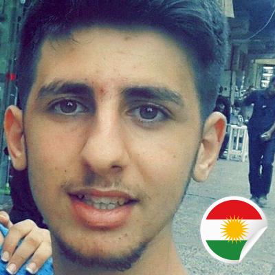 Hevar Emad - Postcards For Peace Ambassador