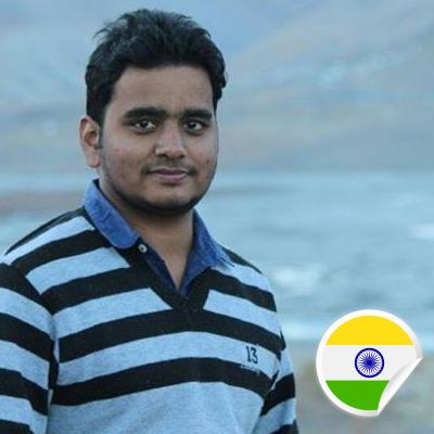Himanshu Kulshrestha - Postcards For Peace Ambassador