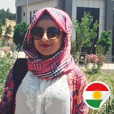 Sivan Salih - Postcards For Peace Ambassador