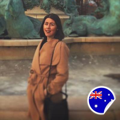 Bianca De Bortoli - Postcards For Peace Ambassador