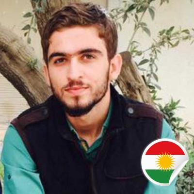 Abdulbari Salih - Postcards For Peace Ambassador