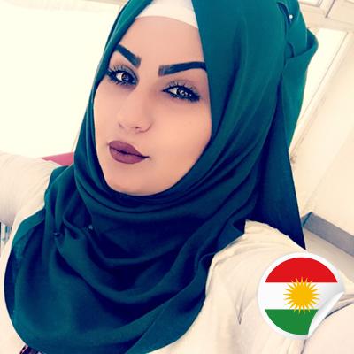 Ayat Ahmed - Postcards For Peace Ambassador