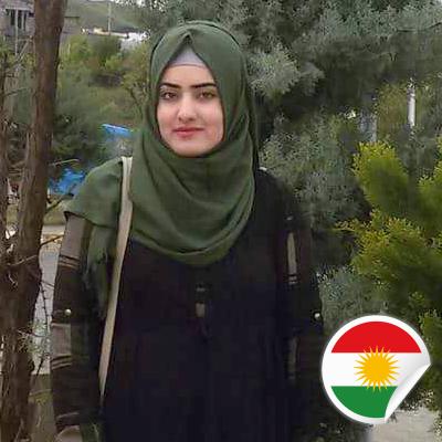 Hazha Abdulrahman - Postcards For Peace Ambassador