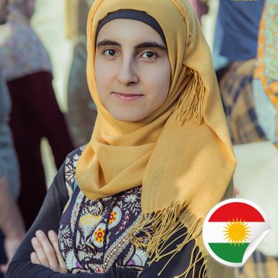 Payam Othman - Postcards For Peace Ambassador