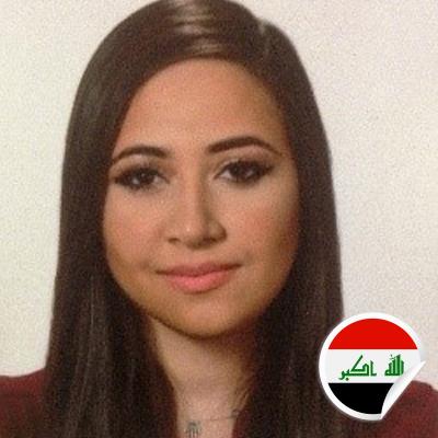 Alaa Jameel - Postcards For Peace Ambassador