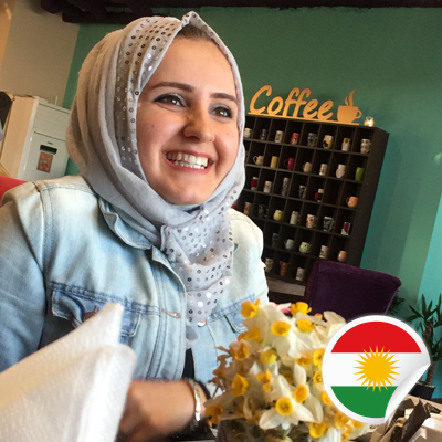 Sarezh Shekh Muhammad - Postcards For Peace Ambassador