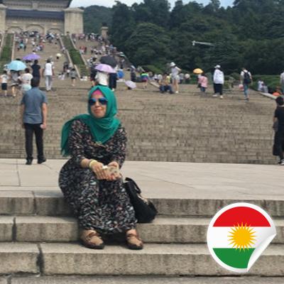 Dilan Jawhar - Postcards For Peace Ambassador