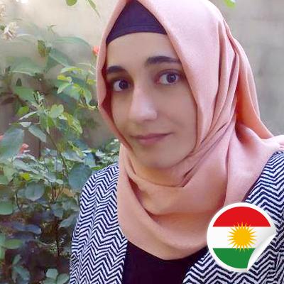Elham Mohammed - Postcards For Peace Ambassador