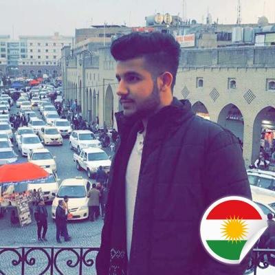 Mahmoud Badrkhan - Postcards For Peace Ambassador