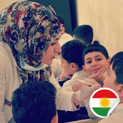 Iman Idris - Postcards For Peace Ambassador