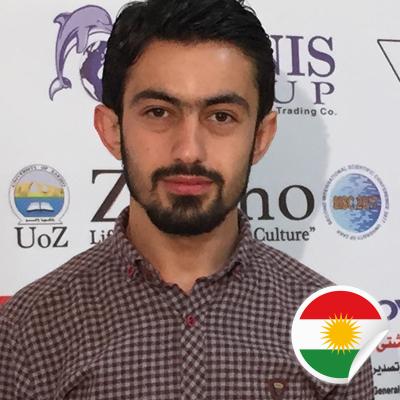 Ahmed Rasheed - Postcards For Peace Ambassador