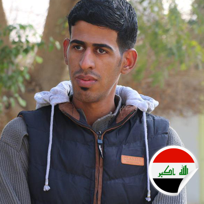 Muhannad Al-Abedi - Postcards For Peace Ambassador