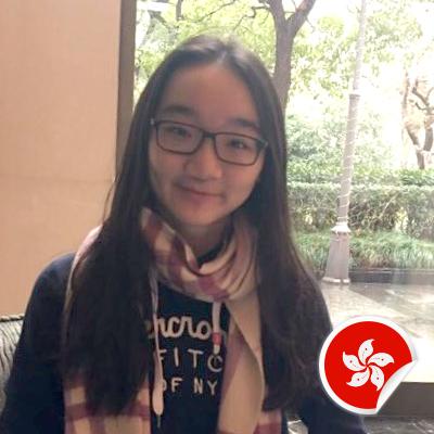 Cindy Jiang - Postcards For Peace Ambassador