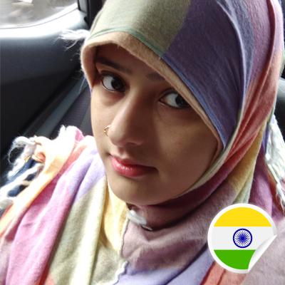 Mariam Fatma Sayed - Postcards For Peace Ambassador