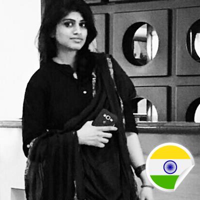 Bhagyashree Totre - Postcards For Peace Ambassador