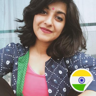 Sukhnidh Kaur - Postcards For Peace Ambassador