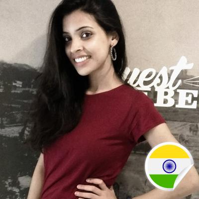 Manju Bisht - Postcards For Peace Ambassador