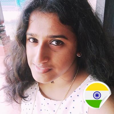 Rakshita Lily - Postcards For Peace Ambassador