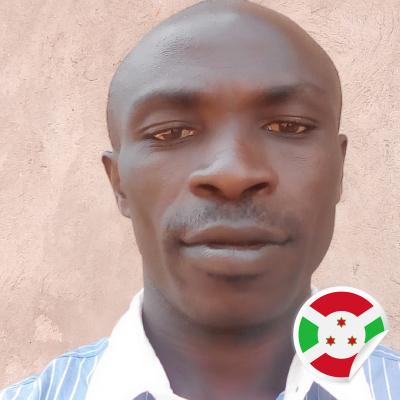 Canon Felix Ndereyimana - Postcards For Peace Ambassador