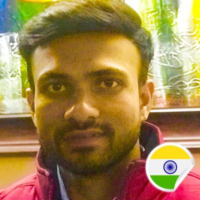 Kundan Srivastava - Postcards For Peace Ambassador